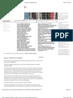 Academia - Synoptic Gospels
