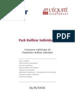 CG Pack Bailleur Individuel EQIN0438 C