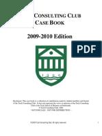 Tuck Case Book 2009
