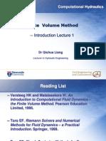 FV1_finite Volume 1