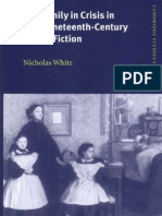 Family in Crisis in Late Nineteenth-Century French Fiction-0521562740