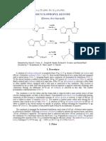 dicyclopropyl ketone