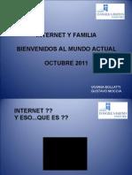 Seminario Internet Familia Octubre 2010