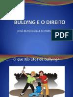 Bullyng e o Direito