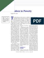 LEWIT Children in Poverty