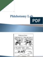 Phlebotomy Lab 1