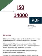 is0 14000