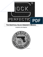 THE UNOFFICIAL GLOCK ARMORER'S MANUAL