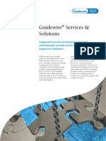Guidewire Services Solutions