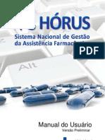 MANUAL DO USUÁRIO - HÓRUS
