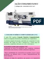 CNC-PROGRAMAÇÃO COMANDO FANUC