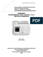20689364 Jobsheet Pelatihan PLC