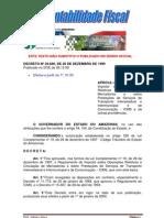 Regulamento Do Icms Dec 20686_99 Atualizado Agosto 2011