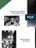 Consecuencias sociales de la Revolución Industrial en imagenes