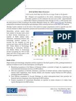 JEGI Q3 M&A Report
