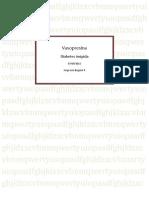 Deficiencia en la secreción y acción de la vasopresina