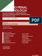 Ana Messuti - Aplicación del Derecho Penal Internacional en la Argentina