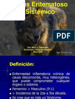 _lupus Eritematoso Sistemico - Dra. Mary Carmen Fernandez