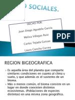 Region Bigeografica