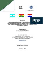 Informe Final SAYTT BOLIVIA