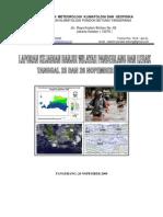 Bmkg-laporan Kejadian Banjir Pandeglang-merak 2009
