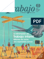Trabajo Infantil Revista OIT