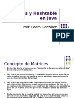 Matrices Java