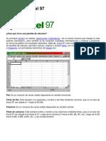 Manual de Excel 97
