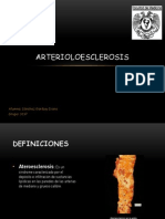 ARTERIOLOESCLEROSIS