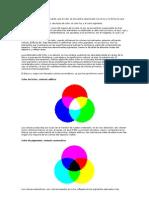 El Color, Filtros, Temperatura