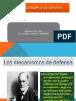 Los Mecanismos de Defensa 2011