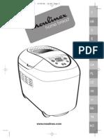 Moulinex OW5000 - Manual