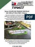 Annonce coupe de France Digitale 2011
