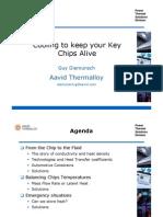 Cooling Key Chips Presentation