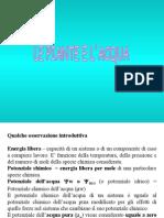 3) La Pianta e l'Acqua FV
