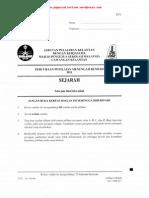 PMR Trial 2011 Sej Kelantan
