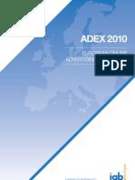 IAB Europe AdEx2010i