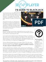 Black Jack Strategy Guide