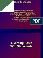 0Oracle SQL Scribe)