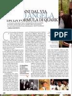 A trent'anni dal via Piero Angela dà la formula di Quark