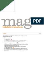 MagPlus Installation Instructions