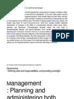 Project Management Set 1