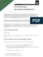 Usando pgp-gpg