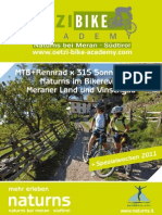 Wellnesshotel Lindenhof in Südtirol - Bike Academy