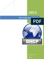 Servidos DHCP