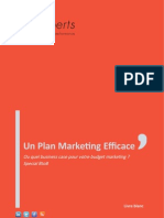 Un Plan Marketing Efficace