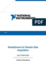 TS3243-TD Smart Phones for Smarter Data Acquisition