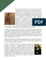 Leonardo Da Vinci Solucion