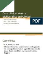 Caso clinico BVS