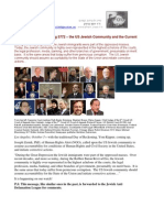 11-10-02 Day of Reckoning 5'772 – the US Jewish Community and the Current Crisis